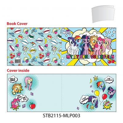 Sticker Book - Hasbro - My Little Pony - My Sticker Collection